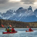 KAYAK BETWEEN ICEBERGS AND GLACIERS (3 DAYS)