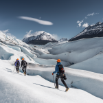 FULL DAY GREY GLACIER ICE HIKE