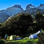 Camping Los Cuernos